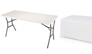 FOLDING TABLE 6 FOOT // T-15