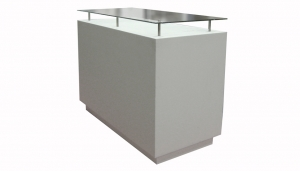 COUNTER 150 WITH CRYSTAL TOP // CT-06