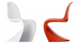 """PANTON"" LOUNGE CHAIR // S-CH-11"