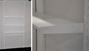SHELVING UNIT (wall mount) // SV-C
