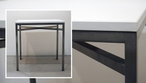"""FRAME"" TABLE // T-27"