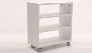 SHELVING UNIT w/ROOL // SV-01