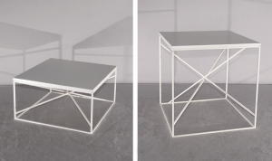METAL TABLES // T-25-S & T-25-L