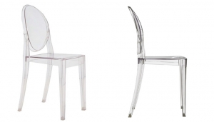 VICTORIA GOST CHAIR by KARTELL // S-CH-06
