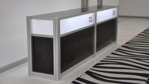 MAXIMA RECEPTION COUNTER L // CT-13